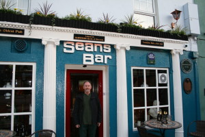 Sean's Bar  c900 AD Athlone, Ireland